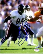 Richard Dent Signed - Autographed Chicago Bears 8x10 Inch Photo + Psa/dna Coa