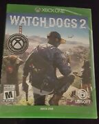 Xbox One Watch Dogs 2 Greatest Hits Grands Success New Factory