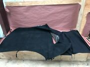 Convertible Soft Top Black Inner Outer Covers Bmw M6 Oem 99k