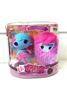 Lalaloopsy Fairy Lilac Doll Lala-oopsies Littles For Ages 4 To 104 New