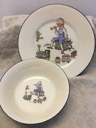 Lenox Collection Childs Play Bowl And Dish Drum Set