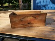 Vintage Austin Powder Co. Cleveland Oh. Box Finger/box Joints In Good Condition