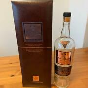 Macallan Oscuro Old Type Single Malt Empty Bottle And Box From Japan