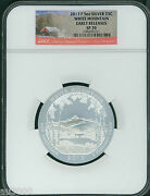 2013-p 5-coins Set Atb Np 5 Oz. Silver Ngc Sp70 Early Releases E.r.