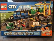 Lego City Trains Cargo Train 60052 Building Toy Last One Us Seller New Sealed