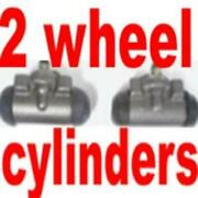 Both Front Wheel Cylinders Chev 1951 1953 1952 1954 -for A Brake Jobsave .