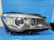 2013-2015 Bmw 7-series F01 Right Side Passenger Side Xenon Headlight Complete