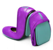 New In Box Tieks Neon Ultraviolet Purple Size 7 New Release And Sold Out