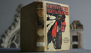 Rare Antique Old Book Northwestern Fights 1909 Native Americans Settlers Scarce