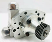 Oem Gilroy Indian Motorcycle Powerplus Oil Pump 100 Chief 100ci 01-231 Polshed