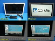 2017 Conmed Vp4826 Linvatec Hd 1080p Display Led Monitor W/ Power Adapter 22345