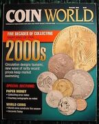 Coin World Magazine Five Decades Of Collecting Special Editionthe 2000's