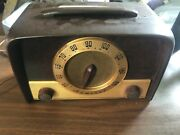 Vintage 1950 Admiral Tube Radio Great Condition Works