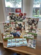 Lego Super Mario Complete 1st Series 28 Sets Incl 10 Characters And Rare Gwp 40414