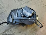 17-20 Ducati Monster 1200s 1200 Throttle Body Bodies Air Box Main Fuel Injectors