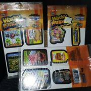 3 2013 Wacky Packages Series 11 Stickers New In Packages Toys R Us Exclusive