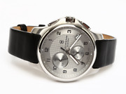 Victorinox Swiss Army Officers 241553 Chronograph Mens Watch / Knife Set 1325