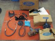 Nos 1972 72 Ford Torino Power Steering Kit 302 A/c D2oz-3a635-h
