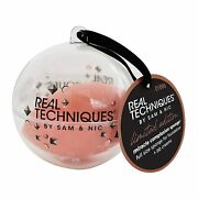 Lot 4 Real Techniques Miracle Complexion Sponge Makeup Blender Sponge Holiday Or
