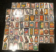 1979 Topps Wacky Packages Complete 66 Card Set Series 1