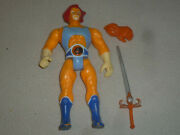 Vintage Thundercats Lion-o Action Figure Red Hair Complete Ljn Sword Claw Rare