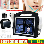 2in1 4d Radar Carving Anti-aging Wrinkles Removal Face Lifting Beauty Machine