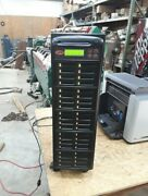 Used Systor 1-39 Cf Memory Card Copier Compact Flash Drive Duplicator Copy Tower