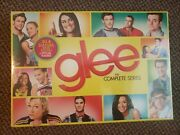 New Sealed Glee The Complete Series Dvd Special Season 1 2 3 4 5 6 Naya Rivera