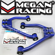 Megan Racing Front Upper Control Camber Arms Kit For Infiniti G35 03-07 Coupe