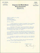 John F. Kennedy - Typed Letter Signed 11/13/1952