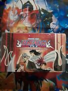 Factory Sealed Bleach Card Game First Edition Box Of 6 Starter Decks,tcg Booster
