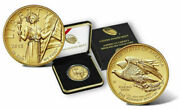 2015 American Liberty High Relief 1 Oz Gold Coin W/box And Coa
