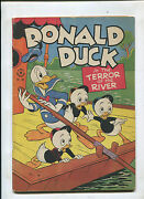 Four Color 108 5.0 Donald Duck In The Terror Of The River By Carl Barks Key