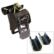 Cargobuckle Ladder Rack System - 2 Round 7and039 Pair W/1-1/4 And 1-3/4 Adapters
