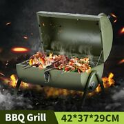 Bbq Grills Barbecue Grill For Outdoor Charcoal Camping Accessories Wood Stove