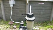 Swimming Pool 1½ Id High Pressure Hose Pump-to-filter - 7 1/2 Ft Length