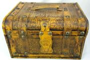 Harry Potter Chamber Of Secrets Premier Night Exclusive Wooden Trunk Chest