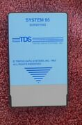 Tds Survey System-95 Surveying Card For The Hp 200lx Pc