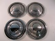 14 1960and039s 1970and039s Ford Hub Cap Center Caps Hubcaps Wheel Cover Trim Molding