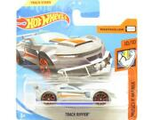 Hotwheels Track Ripper Muscle Mania Silver Short Card 1 64 Scale Sealed