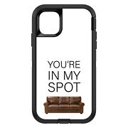 Otterbox Defender For Apple Iphone Pick Model Brown Couch Youand039re In My Spot