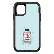 Otterbox Defender For Apple Iphone Pick Model Love One Another - Heart / Jar