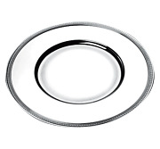 Malmaison By Christofle Silver-plated Charger Presentation Plate - 04120970
