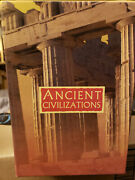 Ancient Civilizations - 28 Dvd Collection - Like New - History Dvds -archaeology