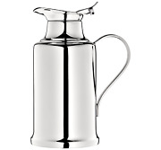 Albi By Christofle Silver-plated Insulated Thermos Large - 04240100