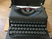 Vintage 1935 Portable Imperial Typewriter 'the Good Companion' Royal Stamp