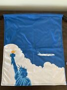 Limited Edition Very Rare Toddy Gear United Airlines Bag
