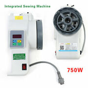 750w Industrial Integrated Servo Motor Driver For Brother Sewing Machine 110v Us
