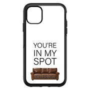 Otterbox Symmetry For Apple Iphone Pick Model Brown Couch Youand039re In My Spot