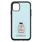 Otterbox Symmetry For Apple Iphone Pick Model Love One Another - Heart / Jar